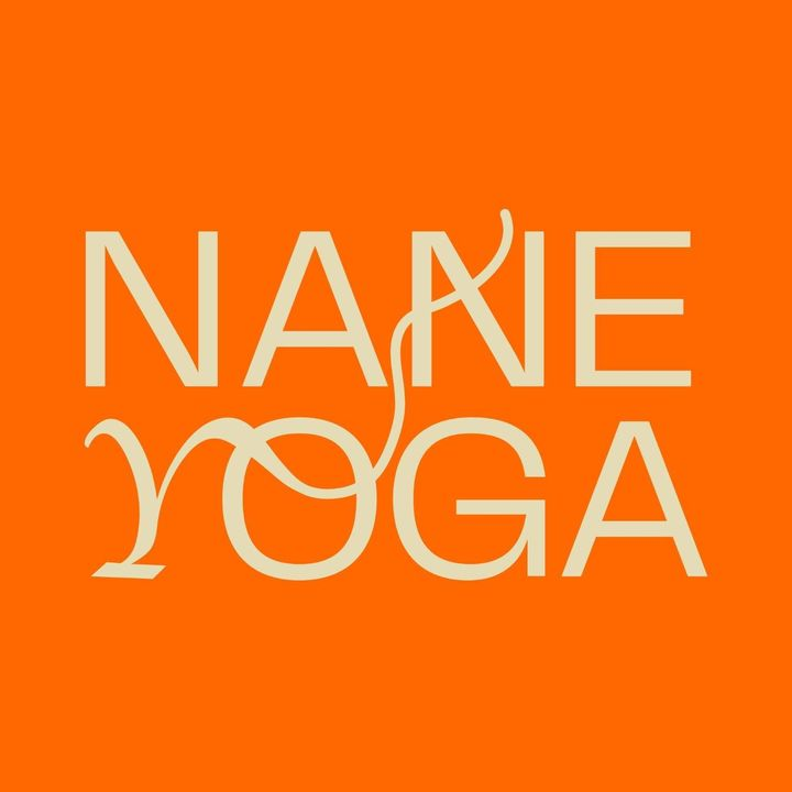 LOOK! I made a corporate identity for my dear friend Natalie Warszewik and her Nane Yoga! Love her fiery classes and rec...