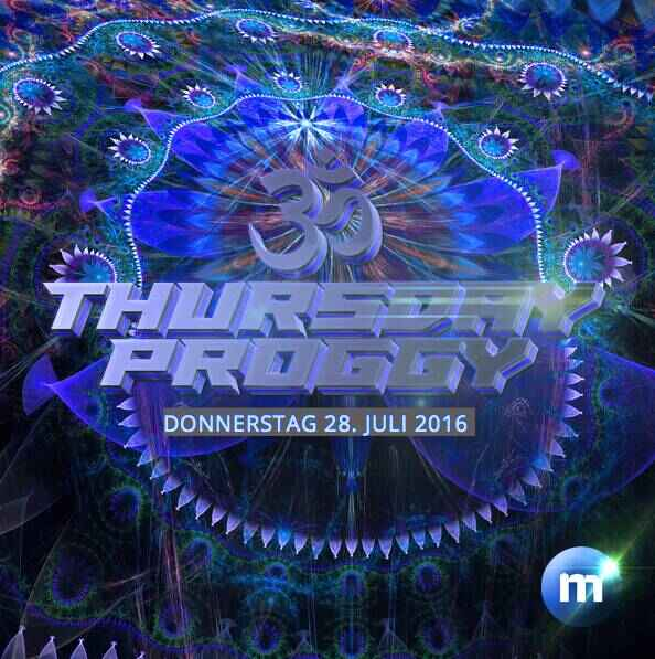 ::: Event Tipp Kommenden Donnerstag ॐ Thursday Proggy ॐ [Sommerferien Opening] at m. :)
