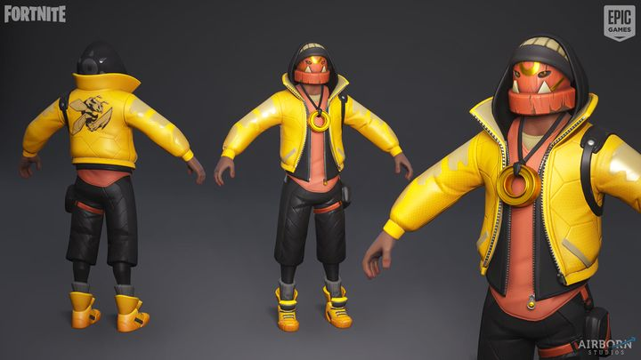 Yohey, everyone! Bone Wasp has been gracing Fortnite with his presence for quite a while now, and yours truly finally go...
