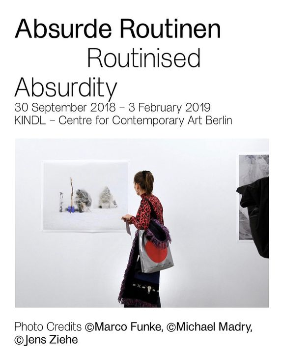 Today we present to you our new website by women, with portraits by women of a curatorial collective of women! As women,...