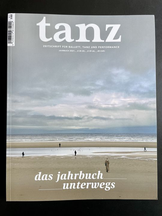 We are happy having received a nomination as Company of the Year in the annual Critic Poll of tanz - Zeitschrift für Bal...