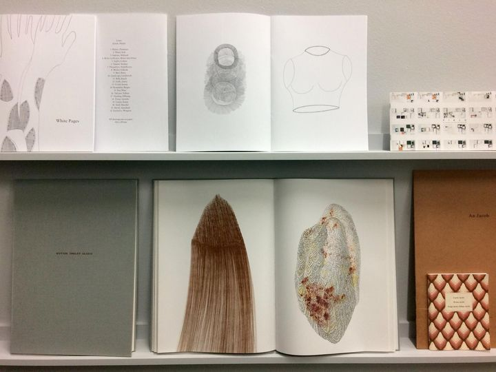 Last night we visited an open studios just down the road from us in Kreuzberg at the Künstlerhaus Bethanien.  Here are s...