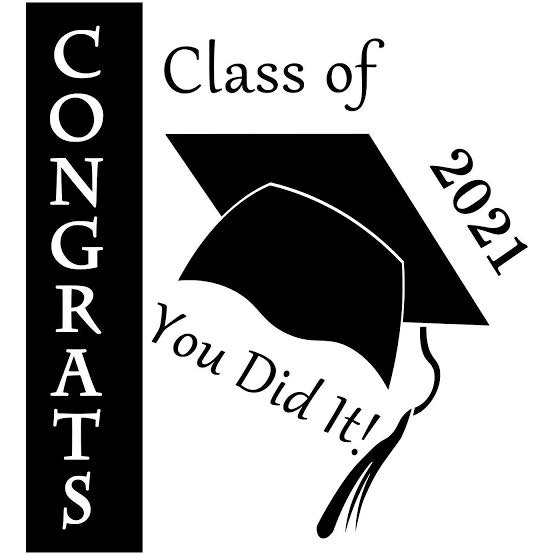 These last 2 weeks have been full of college and high school graduations. We wanted to congratulate the classes of 2021 ...
