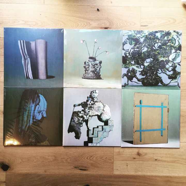 The Caretaker - Everywhere at the end of time. Stage 1 to 6, a blurry testimony about Dementia. #2021 #repress