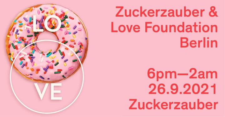 Love Foundation at Zuckerzauber - Summer FarewellMake sure to get some treats on Sunday evening! 🙌 catch me at 6 pm - ke...