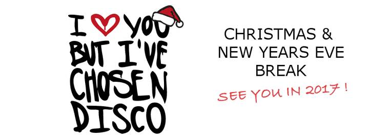 I LOVE YOU BUT I'VE CHOSEN DISCO (official)'s cover photo